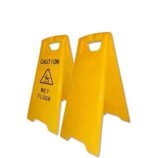 Caution Board - mit Druck