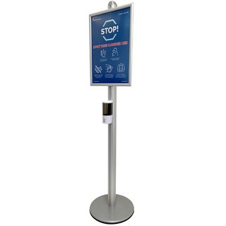 Mini Multi Stand Dispenser mit Spender (Sensor) Handdesinfektion